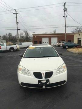 2007 Pontiac G6 for sale at Car Gallery in Oklahoma City OK