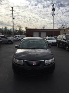 2007 Saturn Ion for sale at Car Gallery in Oklahoma City OK