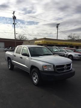 2008 Dodge Dakota for sale at Car Gallery in Oklahoma City OK