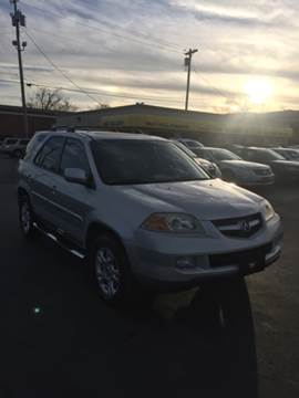 2005 Acura MDX for sale at Car Gallery in Oklahoma City OK