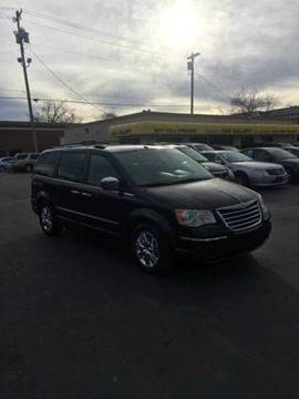 2008 Chrysler Town and Country for sale at Car Gallery in Oklahoma City OK