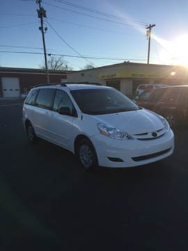 2008 Toyota Sienna for sale at Car Gallery in Oklahoma City OK