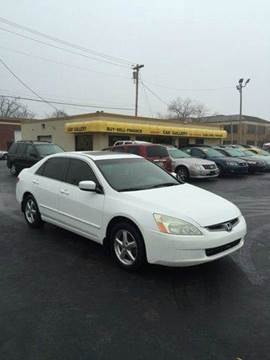 2004 Honda Accord for sale at Car Gallery in Oklahoma City OK