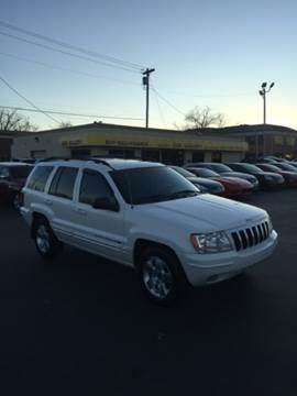 2001 Jeep Grand Cherokee for sale at Car Gallery in Oklahoma City OK