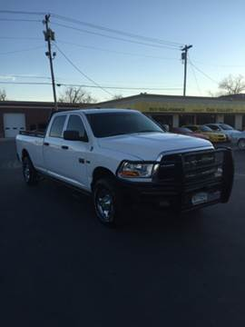 2012 Dodge Ram Pickup 2500 for sale at Car Gallery in Oklahoma City OK