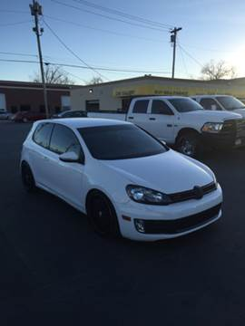 2011 Volkswagen GTI for sale at Car Gallery in Oklahoma City OK