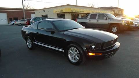 2008 Ford Mustang for sale at Car Gallery in Oklahoma City OK