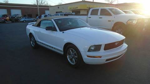 2005 Ford Mustang for sale at Car Gallery in Oklahoma City OK