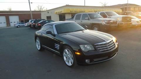 2004 Chrysler Crossfire for sale at Car Gallery in Oklahoma City OK