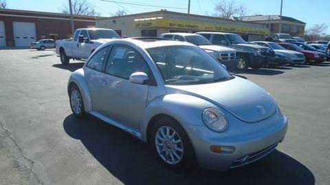 2004 Volkswagen New Beetle for sale at Car Gallery in Oklahoma City OK