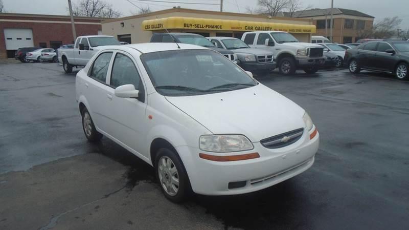 2004 Chevrolet Aveo Ls 4dr Sedan In Warr Acres Ok Car Gallery