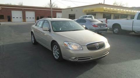 2008 Buick Lucerne for sale at Car Gallery in Oklahoma City OK