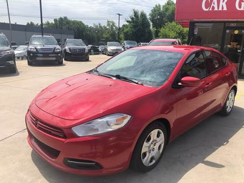 2013 Dodge Dart for sale at Car Gallery in Oklahoma City OK