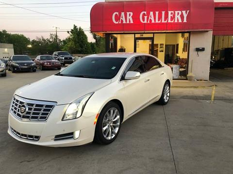 2013 Cadillac XTS for sale at Car Gallery in Oklahoma City OK