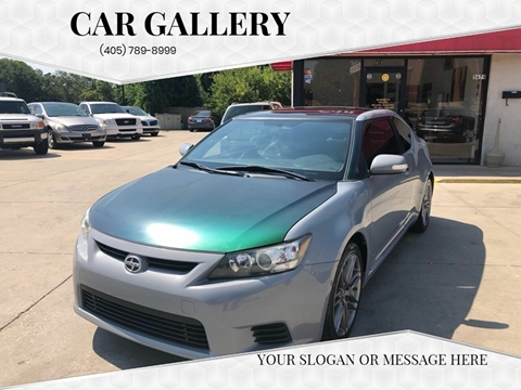 2011 Scion tC for sale at Car Gallery in Oklahoma City OK
