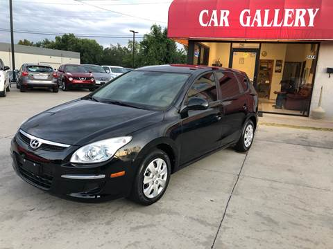 2012 Hyundai Elantra Touring for sale at Car Gallery in Oklahoma City OK