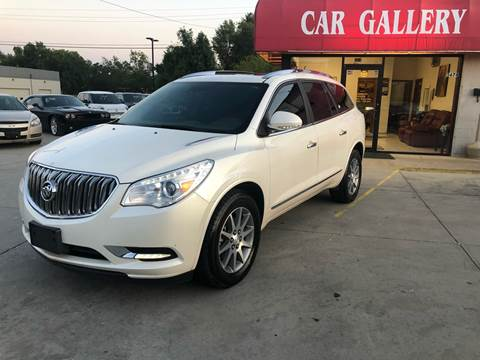 2015 Buick Enclave for sale at Car Gallery in Oklahoma City OK