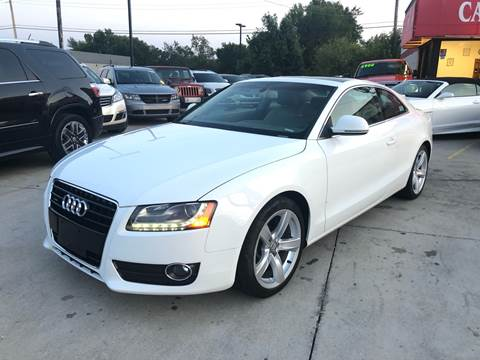 2008 Audi A5 for sale at Car Gallery in Oklahoma City OK