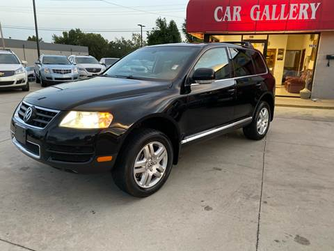 2004 Volkswagen Touareg for sale at Car Gallery in Oklahoma City OK