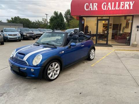 2005 MINI Cooper for sale at Car Gallery in Oklahoma City OK