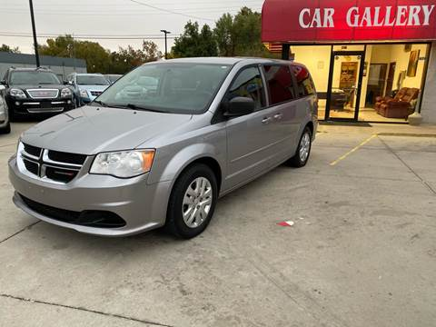 2016 Dodge Grand Caravan for sale at Car Gallery in Oklahoma City OK