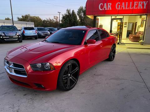 2012 Dodge Charger for sale at Car Gallery in Oklahoma City OK