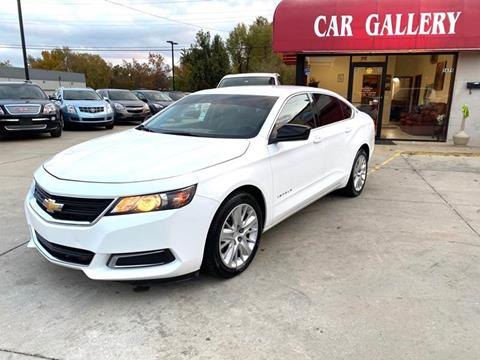 2014 Chevrolet Impala for sale at Car Gallery in Oklahoma City OK