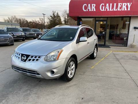 2011 Nissan Rogue for sale at Car Gallery in Oklahoma City OK