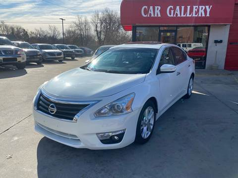 2013 Nissan Altima for sale at Car Gallery in Oklahoma City OK