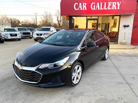 2017 Chevrolet Cruze for sale at Car Gallery in Oklahoma City OK