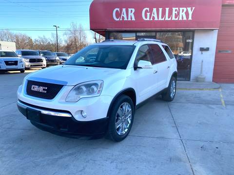 2010 GMC Acadia for sale at Car Gallery in Oklahoma City OK