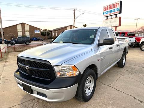 2014 RAM Ram Pickup 1500 for sale at Car Gallery in Oklahoma City OK