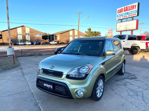 2013 Kia Soul for sale at Car Gallery in Oklahoma City OK
