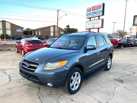 2009 Hyundai Santa Fe for sale at Car Gallery in Oklahoma City OK