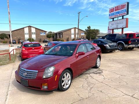 2004 Cadillac CTS for sale at Car Gallery in Oklahoma City OK