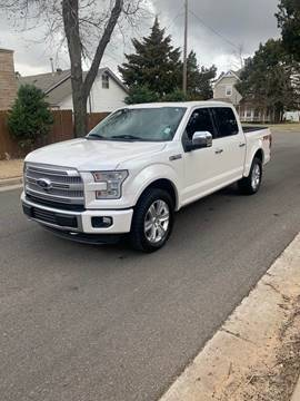 2016 Ford F-150 for sale at Car Gallery in Oklahoma City OK
