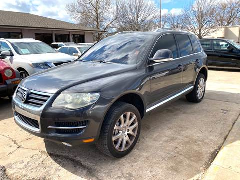 2008 Volkswagen Touareg 2 for sale at Car Gallery in Oklahoma City OK