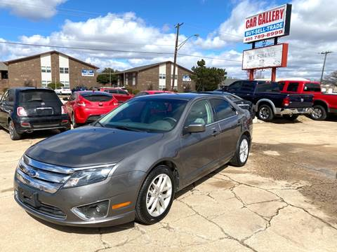 2012 Ford Fusion for sale at Car Gallery in Oklahoma City OK