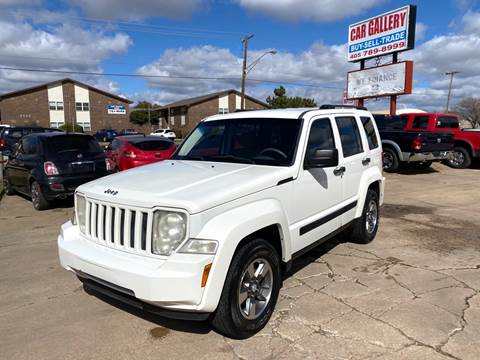 2008 Jeep Liberty for sale at Car Gallery in Oklahoma City OK