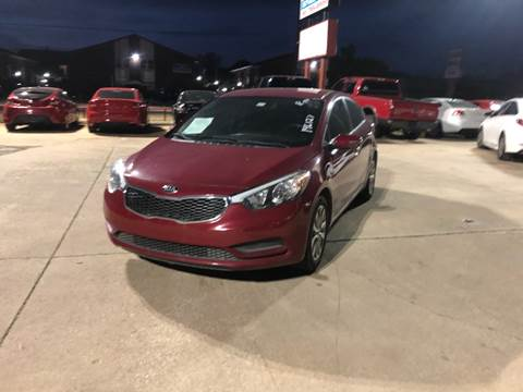 2014 Kia Forte for sale at Car Gallery in Oklahoma City OK