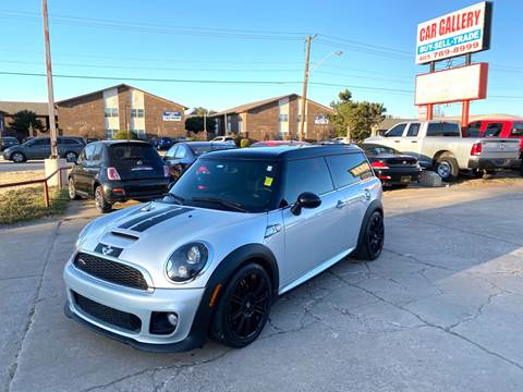 2012 MINI Cooper Clubman for sale at Car Gallery in Oklahoma City OK
