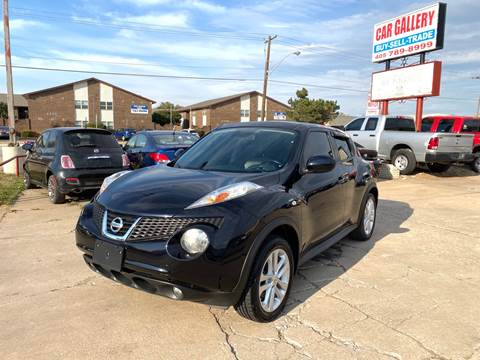 2012 Nissan JUKE for sale at Car Gallery in Oklahoma City OK
