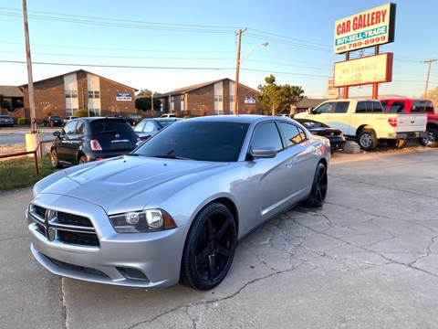 2014 Dodge Charger for sale at Car Gallery in Oklahoma City OK