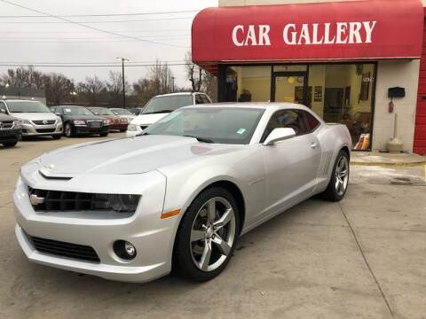 2012 Chevrolet Camaro for sale at Car Gallery in Oklahoma City OK