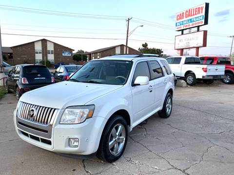 2011 Mercury Mariner for sale at Car Gallery in Oklahoma City OK