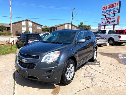 2010 Chevrolet Equinox for sale at Car Gallery in Oklahoma City OK