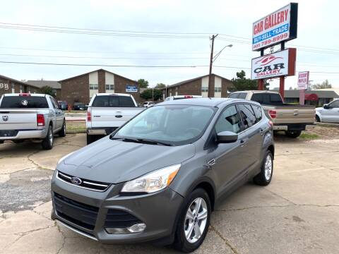 2014 Ford Escape for sale at Car Gallery in Oklahoma City OK