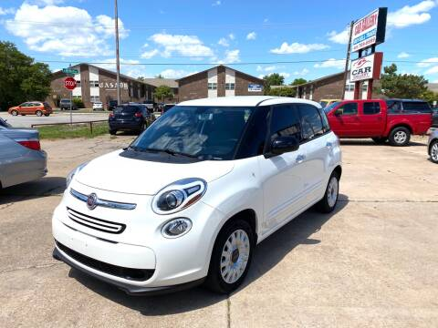 2014 FIAT 500L for sale at Car Gallery in Oklahoma City OK