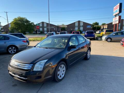 2006 Ford Fusion for sale at Car Gallery in Oklahoma City OK