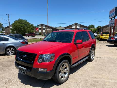 2010 Ford Explorer for sale at Car Gallery in Oklahoma City OK